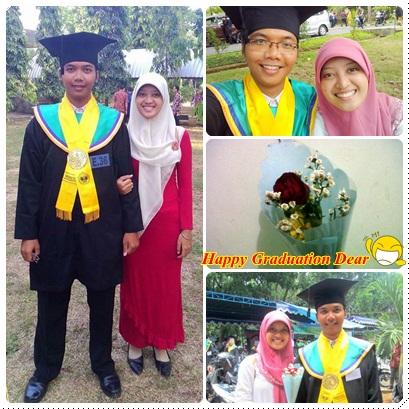 Happy graduation My Boo ^_^